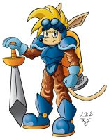 Sparkster is Awesome by UltimAXE