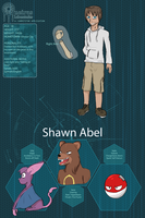 PDL: Shawn Abel App by Metal-Zealot