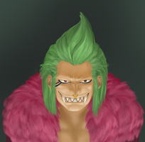 Bartolomeo One Piece by Maligris