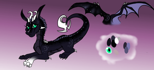 Batch 2 egg 1 hatched!! by alice-the-dragon