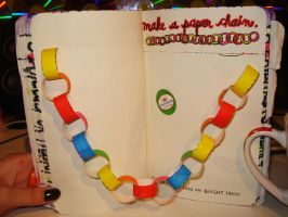 Make a Paper Chain by RlySrh