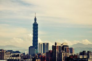 Taipei 101 II by BestDay