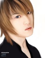tvxq set-jaejoong by w-miras