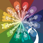 Vocaloids by Clamp101