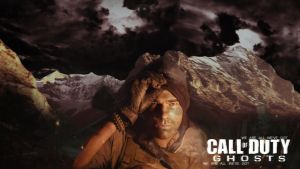 Call of Duty: Ghosts WE ARE ALL WE VE GOT by zhiken