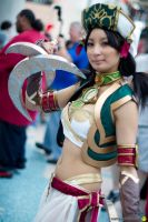 AX 2012: Soul Calibur by Chibimofo