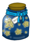 Jar of stars by lady-Adams88