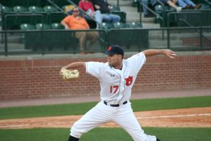 Auburn Baseball - Pitching by RJShrop1984