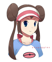 Rosa - BW2 by shyGoggles