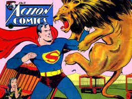 Action Comics 27 by Superman8193