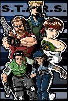 Resident Evil by iloonie