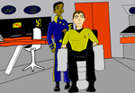 Kirk and Curtis by KiteBoy1
