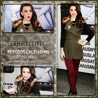+Photopack Cher Lloyd #13. by PerfectPhotopacks