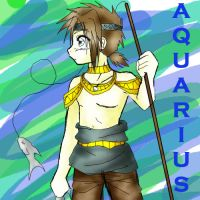 Aquarius by juujuu