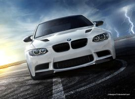 BMW E92 M3 Rain and Shine by JAdesigns75