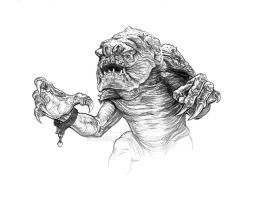 Rancor by jasonpal