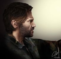 Joel. The Last of Us by Willov