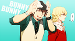 Tiger and Bunny Tag by JennySunny