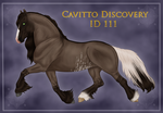 Cavitto Discovery ID 111 by BrindleTail
