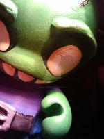 E-Gore Munny by Initial-Dzines
