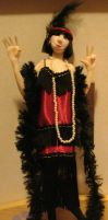 Fimo Flapper by BlackMage339