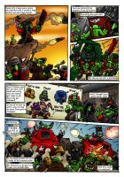 GROT UPRISING COMIC Page 6 by Proiteus