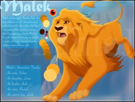 Malek: Updated Reference by LanieJ