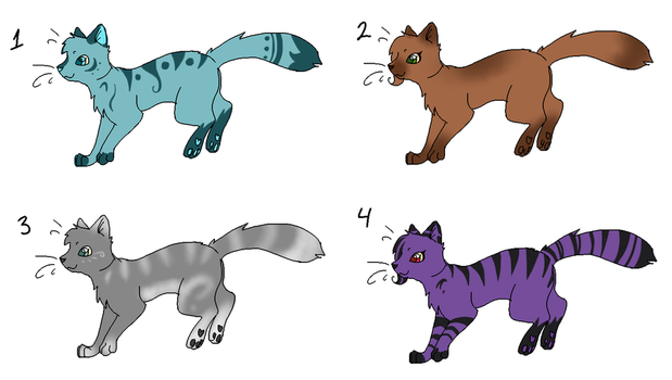 cat point adoptables .1 -OPEN- by Kev95