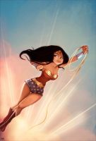 Wonder Woman by sab-m
