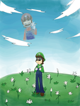 Please watch much...On this sky by HarukoMSP