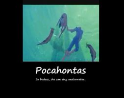 Disney Pocahontas Motivational by BelleSura