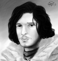 Lord Snow by ART-havoc