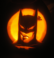 Bat-O'-Lantern by dpdagger