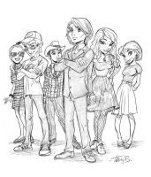 The Fashionistas, pt. 4_FINAL by tombancroft