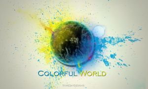 Colorful World by LifeEndsNow
