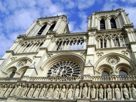 Notre Dame by Watanabe222