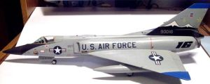 F-106A Delta Dart by sentinel28a