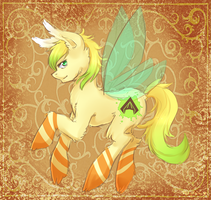 Moth-pony by Twigileia