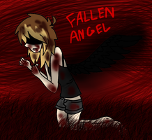|:.Fallen Angel.:| by J0LIA