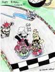 Mario Kart by SonicUnbelieveable