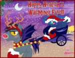 Happy Holidays Everypony! by bunnimation