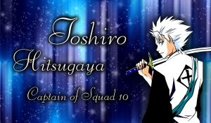 Toshiro by CaptainLaser