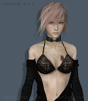 W.I.P. Lightning by andersoncathy