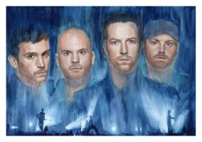 Coldplay by DevilBot