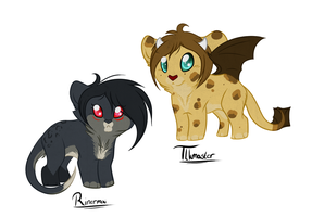 .:Kiri prices:. We are cute by LuneTheTiger