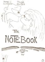 Simpson Style - The Notebook by ChnProd22
