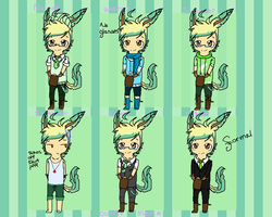 Dennis outfit crap thing by xTROPIC-CARRlBEAN