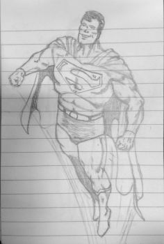 Superman Man Of Steel by John Byrne by Nathan-Brice-Art