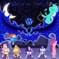Of Equestria and Night AEternal by Closet-Brony