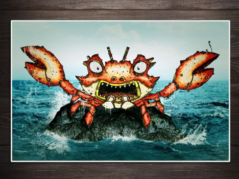 Crabby by WokDesign